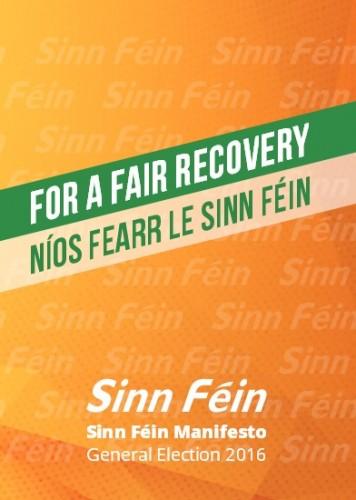 SinnFeinManifesto