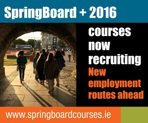 Springboard recruiting