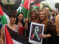 Free Palestine - Cathleen Carney Boud - Sinn Fein