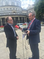 Speaking to Newstalk ahead of the bill's publication